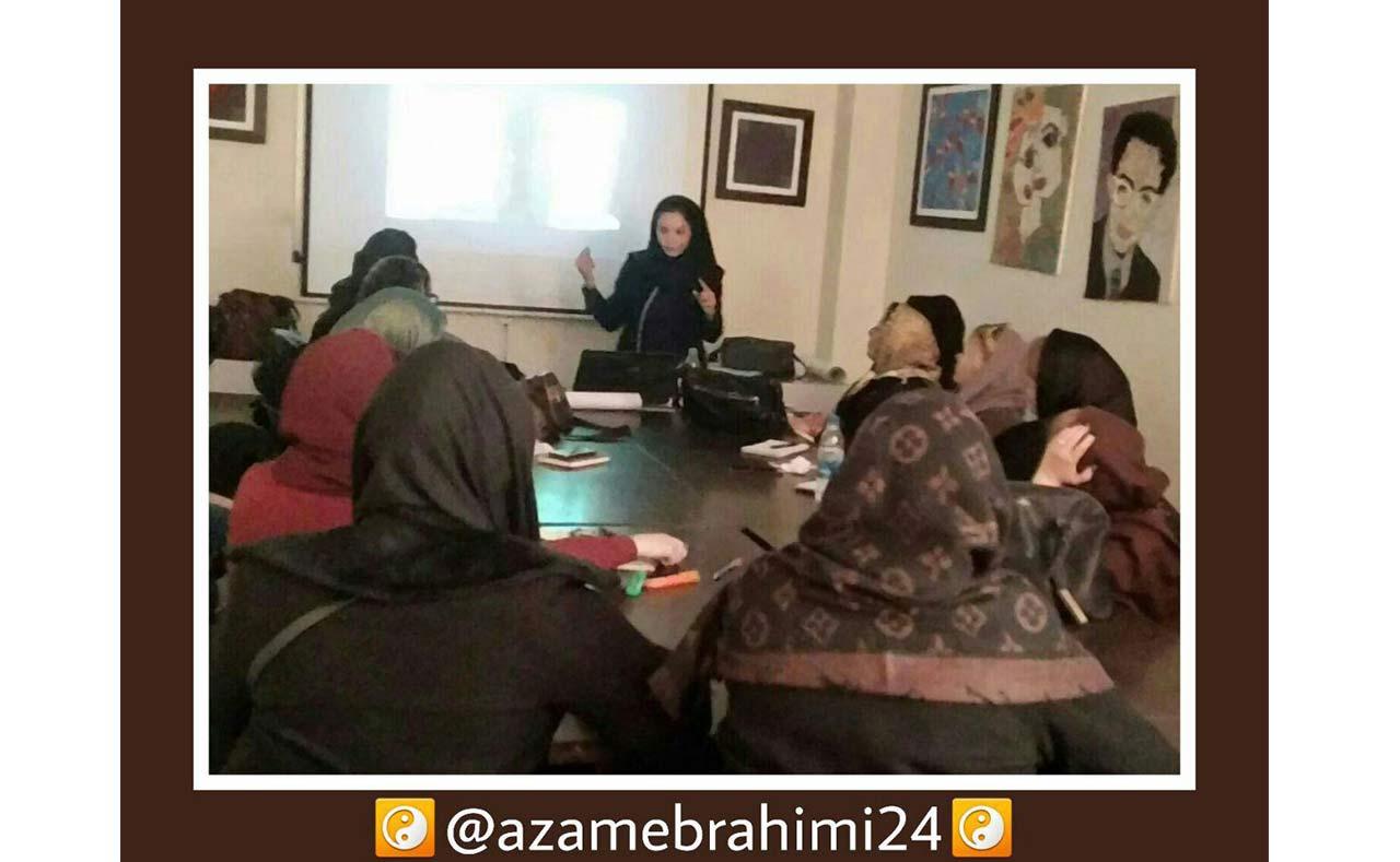 تصاویری از برگزاری کارگاه های آموزش فنگ شویی از ۱۸ تا ۲۳ آذر ماه در تهران