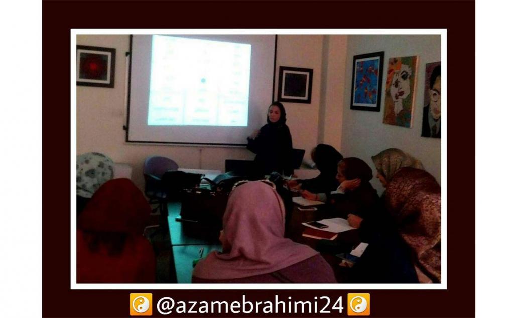 تصاویری از برگزاری کارگاه های آموزش فنگ شویی از ۱۸ تا ۲۳ آذر ماه در تهران-3