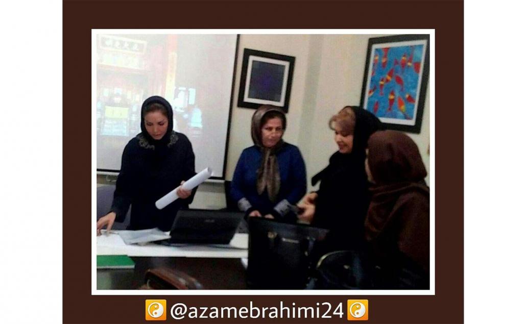 تصاویری از برگزاری کارگاه های آموزش فنگ شویی از ۱۸ تا ۲۳ آذر ماه در تهران-4