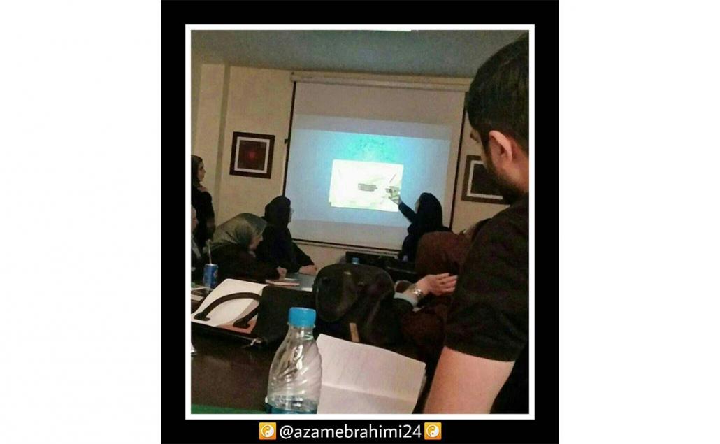 تصاویری از برگزاری کارگاه های آموزش فنگ شویی از ۱۸ تا ۲۳ آذر ماه در تهران-6