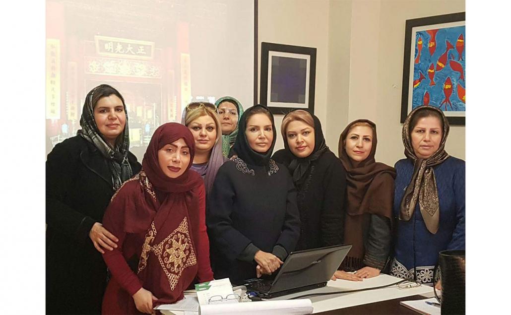 تصاویری از برگزاری کارگاه های آموزش فنگ شویی از ۱۸ تا ۲۳ آذر ماه در تهران-7